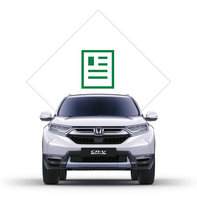 Icona brochure Honda CR-V Hybrid.