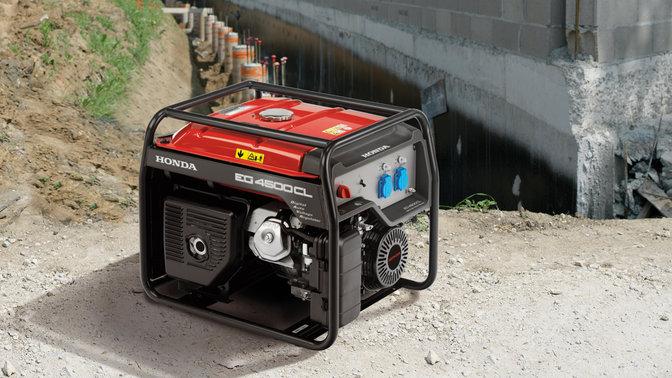 Dettaglio del generatore high-performance