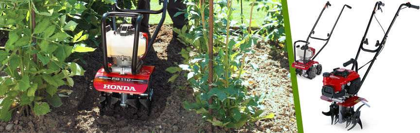 Motozappe prato e giardino honda for Youtube motozappa