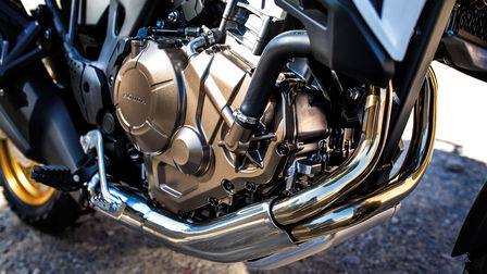 dettaglio del motore