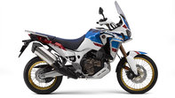 Africa Twin Adventure Sports Travel Edition