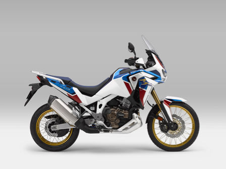 Honda Africa Twin Adventure Sports, lato destro