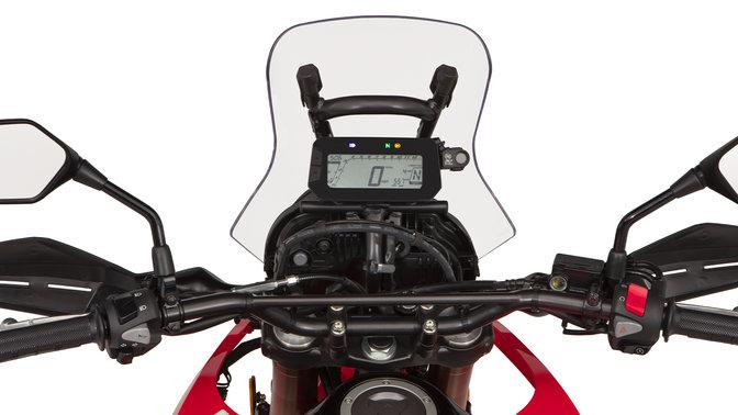 Honda CRF300 Rally Forza motrice