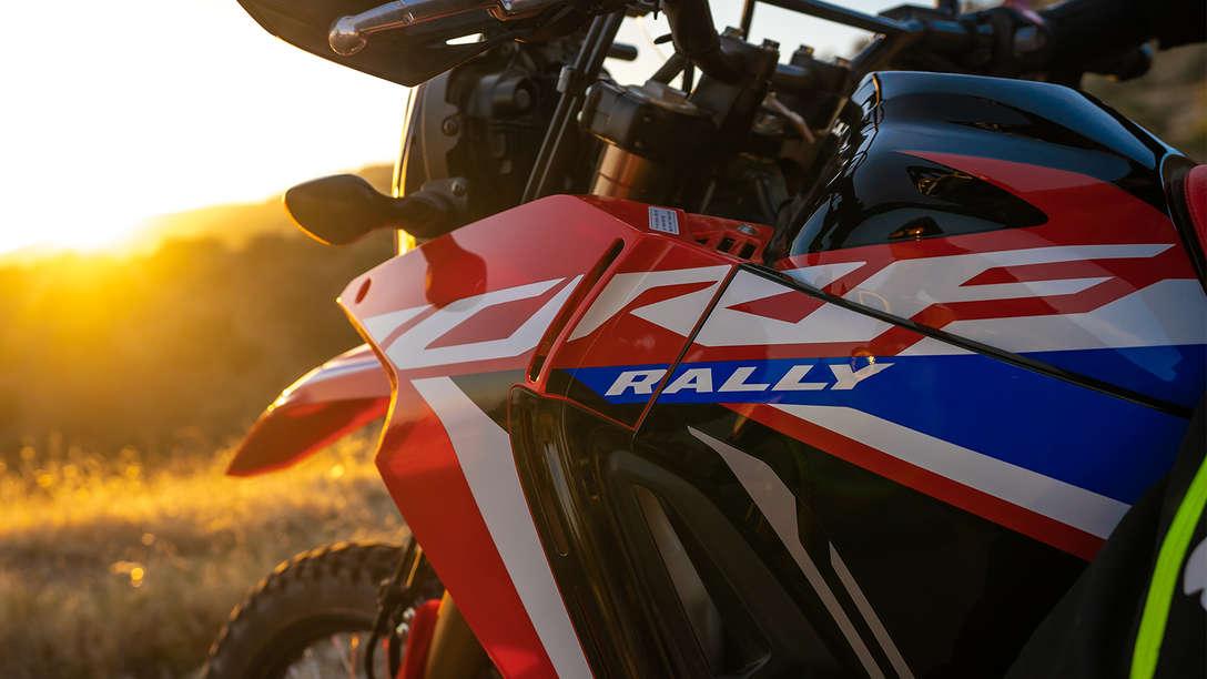 Honda CRF300 Rally Scegli la tua destinazione