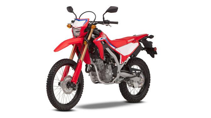 Honda CRF300L Più leggera