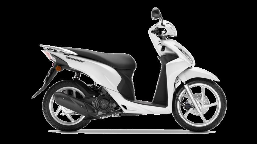 Caratteristiche Tecniche Vision Scooter Gamma Moto Honda