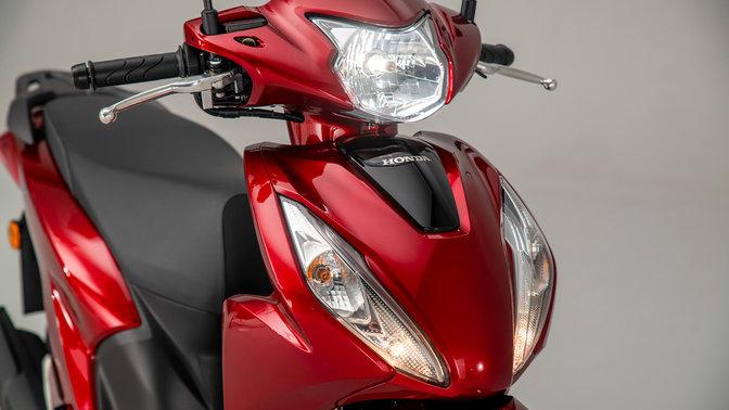 Honda Vision 110, la strada da percorrere