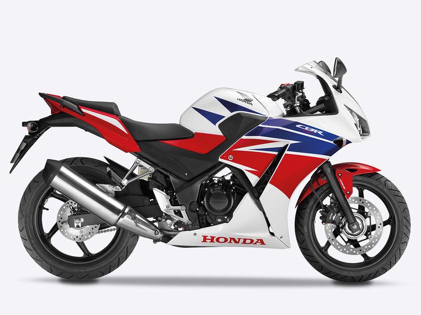 supersportive gamma moto honda