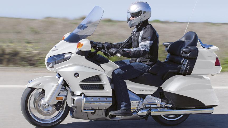 Panoramica – Gold Wing –Touring – Gamma – Moto â ...