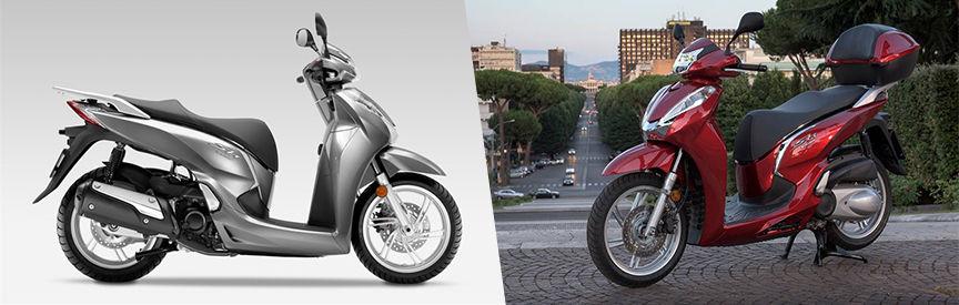 Promozioni Sh300i Scooter Gamma Moto Honda