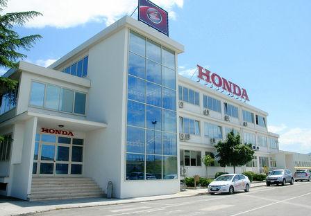 Honda In Italia