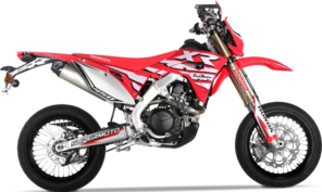 Honda CRF450XR SUPERMOTO